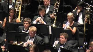 unc wind ensemble overture to candide by leonard bernstein arr grundman