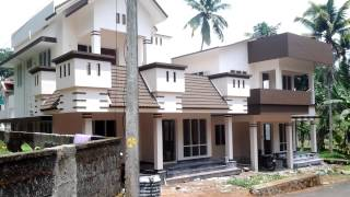 3 Bedrooms, Double Storey, 2000 Sq Ft House For Sale In Angamaly