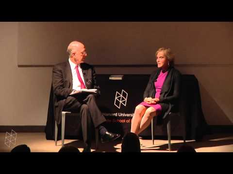 UPD Lecture: The Resilience Dividend: Judith Rodin in conversation with Jerold S. Kayden