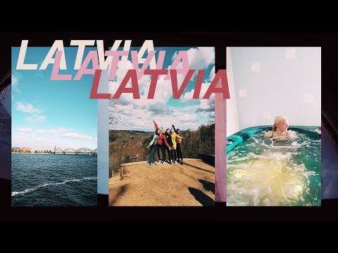 LATVIA 2018 TRAVEL DIARY