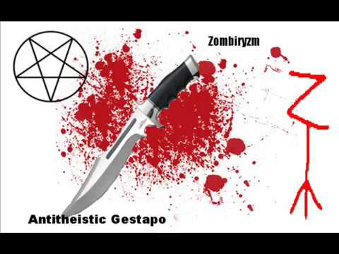 Download Antitheistic Gestapo - Zombirysm is for all (2016) [brutalland.webd.pl]