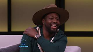 Wyclef Jean Talks About Today's Music || STEVE HARVEY