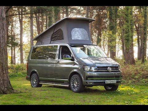 VW T6 Campervan - Indium Grey - Autohaus 'Ashton' Model