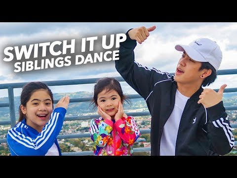 Switch It Up Siblings Dance | Ranz And Niana