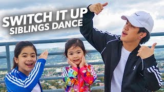 Switch It Up Siblings Dance Ranz and Niana