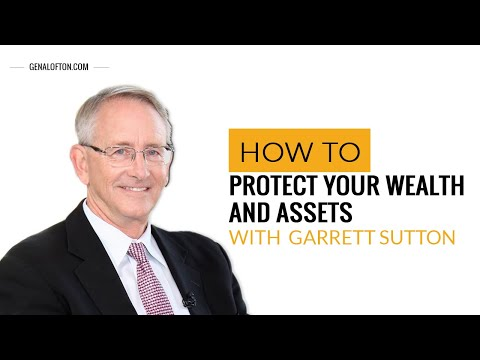 Episode 33: Garrett Sutton – Protecting Your Wealth