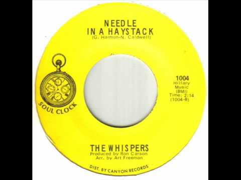 The Whispers - Needle In A Haystack.wmv
