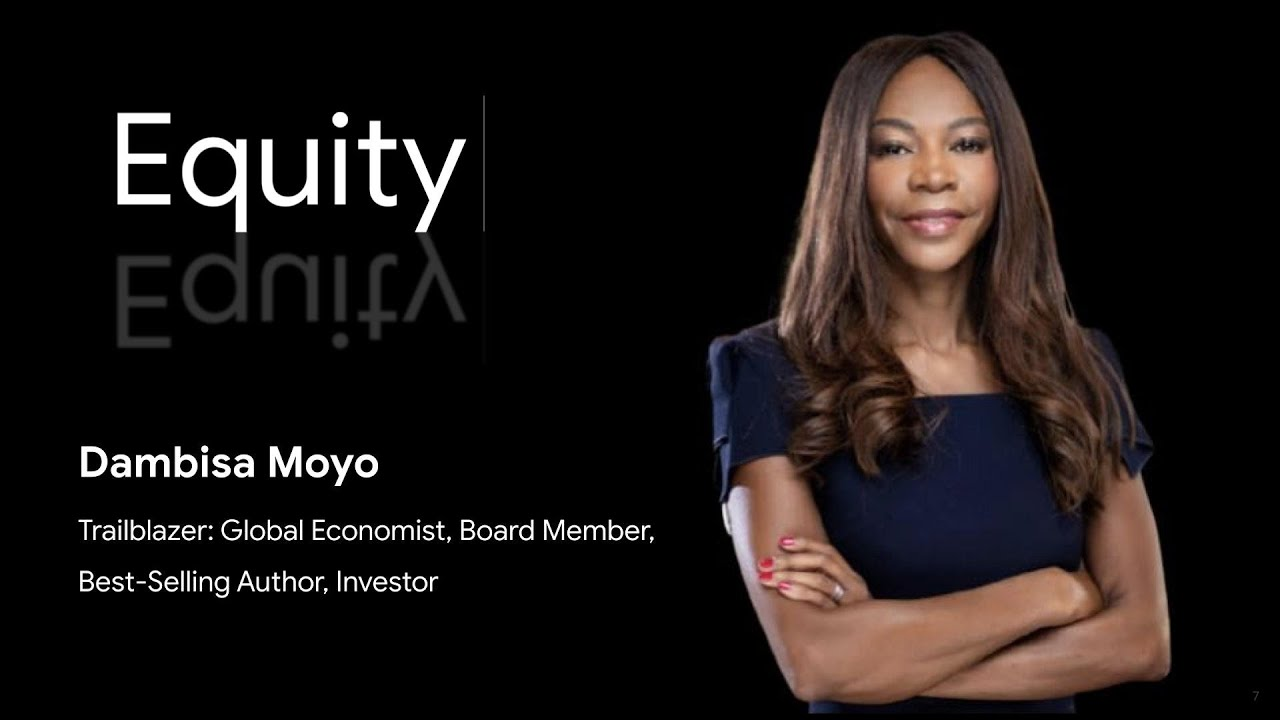 Download Dr. Dambisa Moyo   Demystifying Board Rooms   Equity Talks