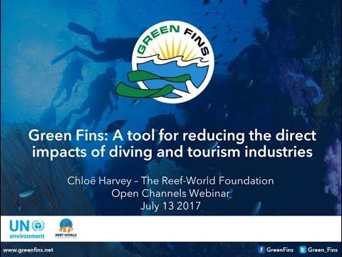 Green Fins: A tool for reducing the direct impacts of diving and tourism industries