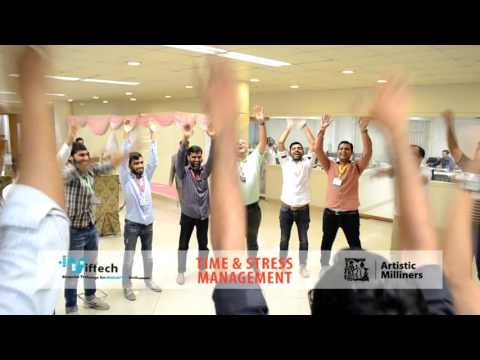Time and Stress Management Training with Arslan Aseem by Viftech