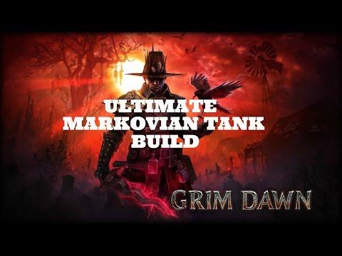 Grim Dawn Fire Strike Build