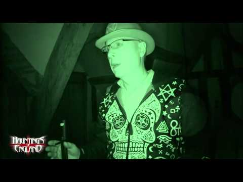 The Haunted English Gothic Ghost Mansion - Paranormal Investigation Video