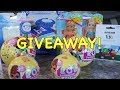 GIVE AWAY From BABY DOLLS & LITTLE GIRLS!