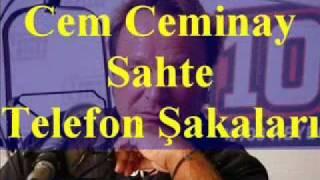 Küfürbaz Metin - Cem Ceminay Sahte Telefon Şakaları - Şehmuz Bey