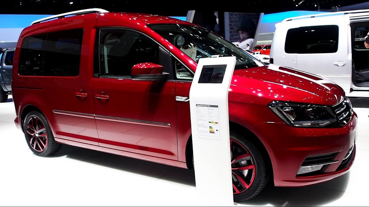 2015 volkswagen caddy 1 4 tsi bmt exterior and interior. Black Bedroom Furniture Sets. Home Design Ideas