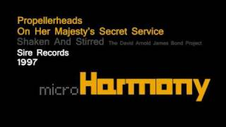 Propellerheads - On Her Majesty