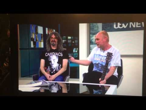 The Pocket Gods on ITV News -100X30
