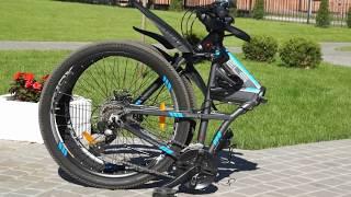 stels pilot md 970 видео обзор складного велосипед