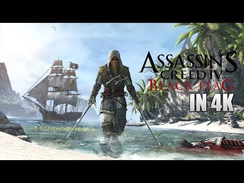 Assassin's Creed IV Black Flag (4K)