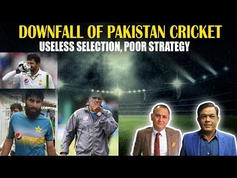Downfall of Pakistan Cricket | Useless Selection, Poor Strategy