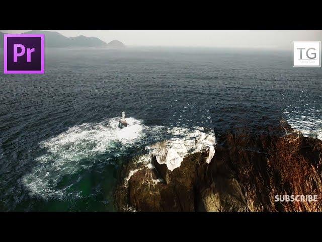 Premiere Pro Tutorial - Luma Fade Transition