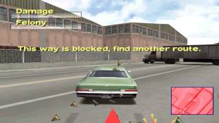 Driver 2 Tricks: What happens if you add civilian cheat?
