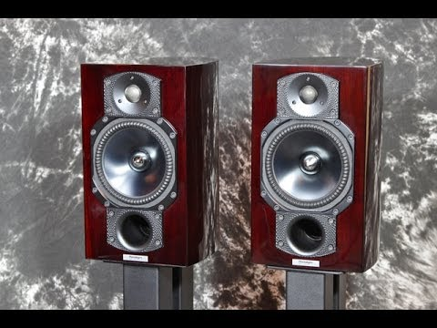 Stereo Design Paradigm Inspiration Bookshelf Speakers In HD Classic
