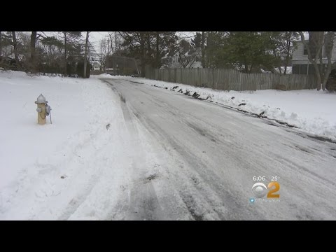 New Rochelle Residents Want Better Snow Removal