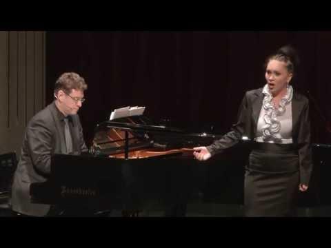 """Margarita Gritskova singt die Arie """"Il padre adorato"""" aus Mozarts IDOMENEO"""