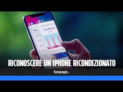 controllare se iphone rigenerato