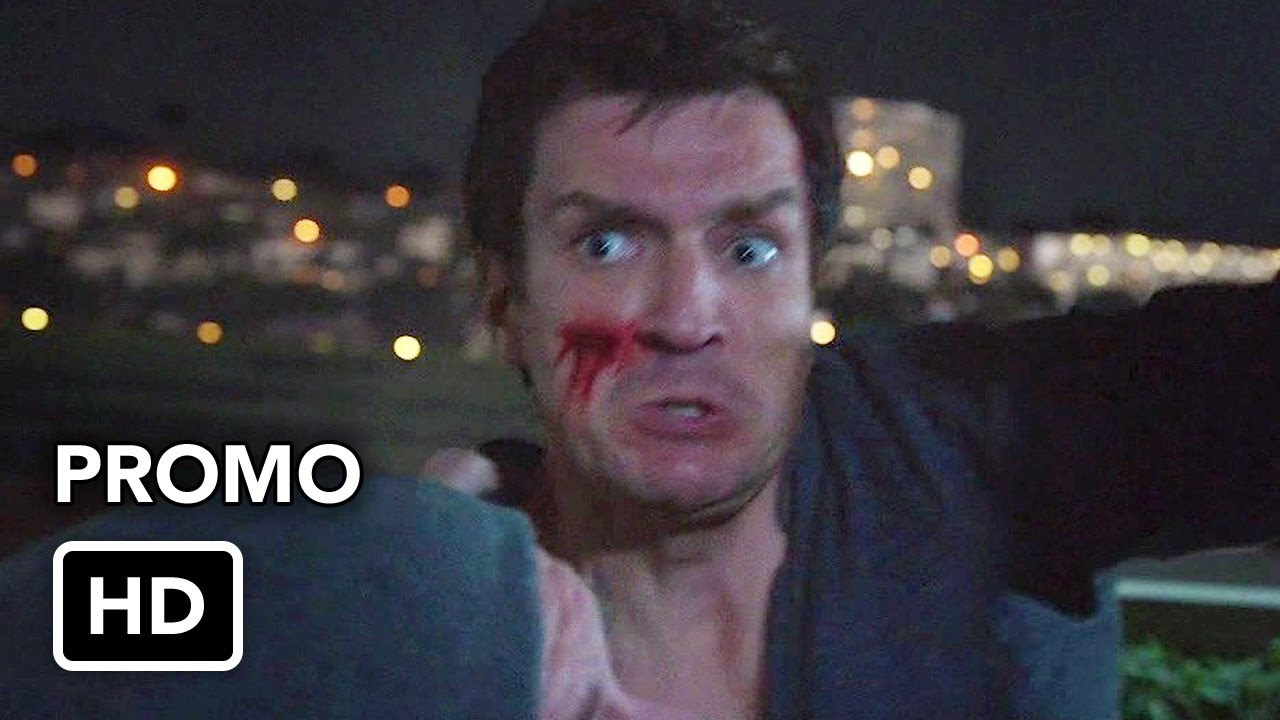 Download The Rookie 1x09 Promo (HD) Nathan Fillion series