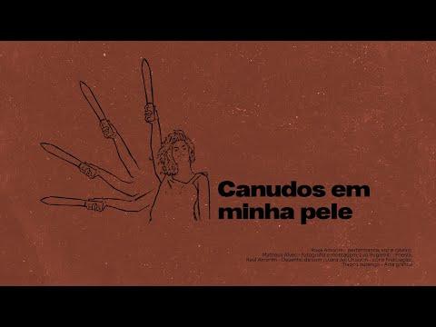 CANUDOS EM MINHA PELE | VIDEOARTE