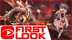 Phantasy Star Online 2 - Gameplay First Look (2020 - NA Release)