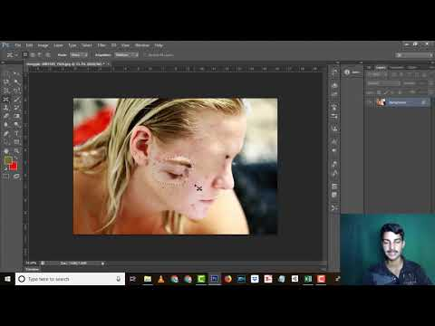 #8 Content Aware Move Tool || Adobe Photoshop Tutorial in Hindi/Urdu Complete Course thumbnail
