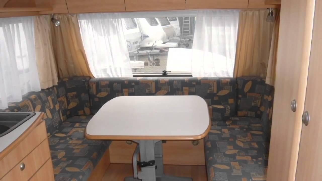 Caravan te koop: HOME-CAR RACER SPIRIT 45 2003 - YouTube
