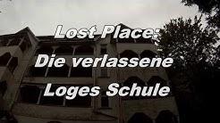 Lost Place - Die verlassene Loges Schule Bad Harzburg - letzte Bilder vor dem Abriss !!!