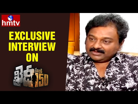Director VV Vinayak Exclusive Interview | Khaidi No 150 | Voice Of Celebrity | HMTV