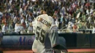 MLB 2K9 - Lincecum Trailer (HD)
