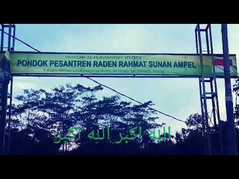 Adzan Magrib PP. Raden Rahmat Sunan Ampel