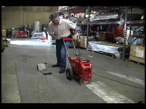 462a Stripperior Heavy Duty Floor Stripper Youtube