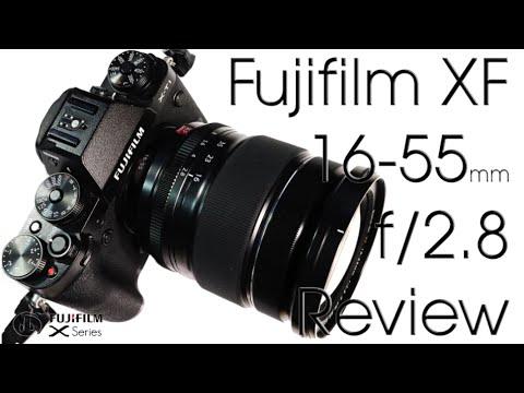 Fujifilm Fujinon XF 16-55mm f/2.8 R LM WR Review