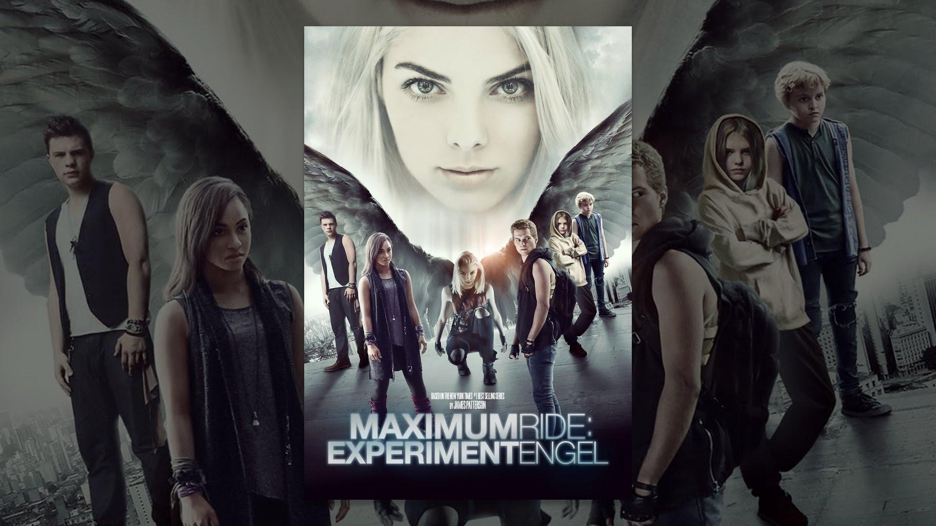 maximum ride experiment engel