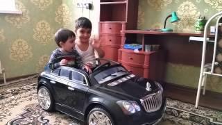 Электромобиль Maybach BRABUS 12V