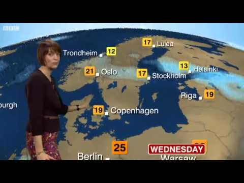 Latest Europe Forecast Video, Posted At 12:44 - BBC Weather