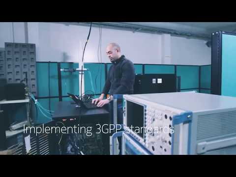 Nokia and Qualcomm: Achieving 5G New Radio interoperability