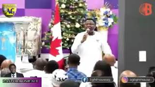 DON'T BE A PHARISEE 2017 WATCH NIGHT BY PASTOR BONIFACE KEELSON