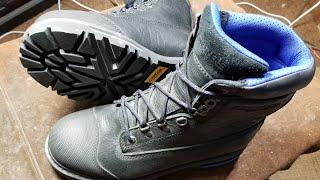 Chinook Tarantula WaterProof Steel Toe Work Boots Review