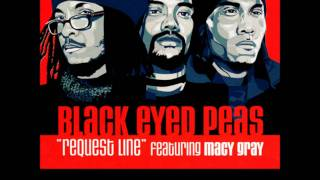 The Black Eyed Peas - Request Line ft. Macy Gray(with lyrics)