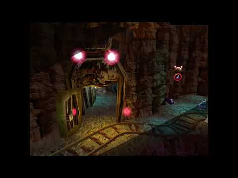 Blinx The Time Sweeper - Mine Of Precious Moments - Stage 1, Speedrun - 1m 07.30s