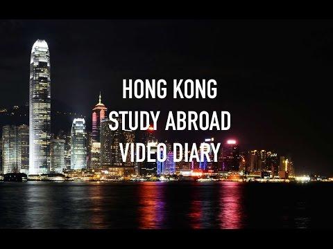 HONG KONG | STUDY ABROAD | VIDEO DIARY VLOG 2016 (VIETNAM & THAILAND)